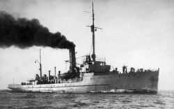 Laivas Prezidentas Smetona