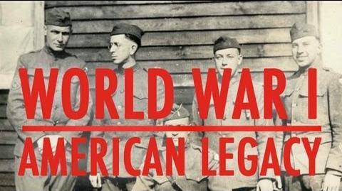 World War I The American Legacy