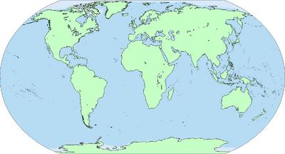 The Rad-Scorn Lands Map