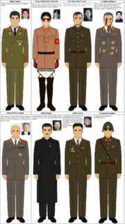 Operation Kyrie Eleison bomb plot personalities (New World Map Game)