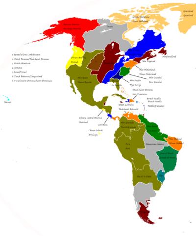 ColonialAmericas