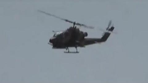 Afghanistan War - Rare Taliban Perspective Of Taliban Hunted By AH-1 Cobra Combat Helicopter