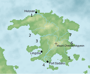 North Orientalia rivers (New World Map Game)