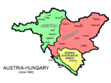 Austria-Hungary (Almost Map Game)