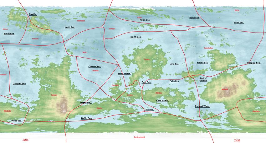 Planet Bholl Geolagey