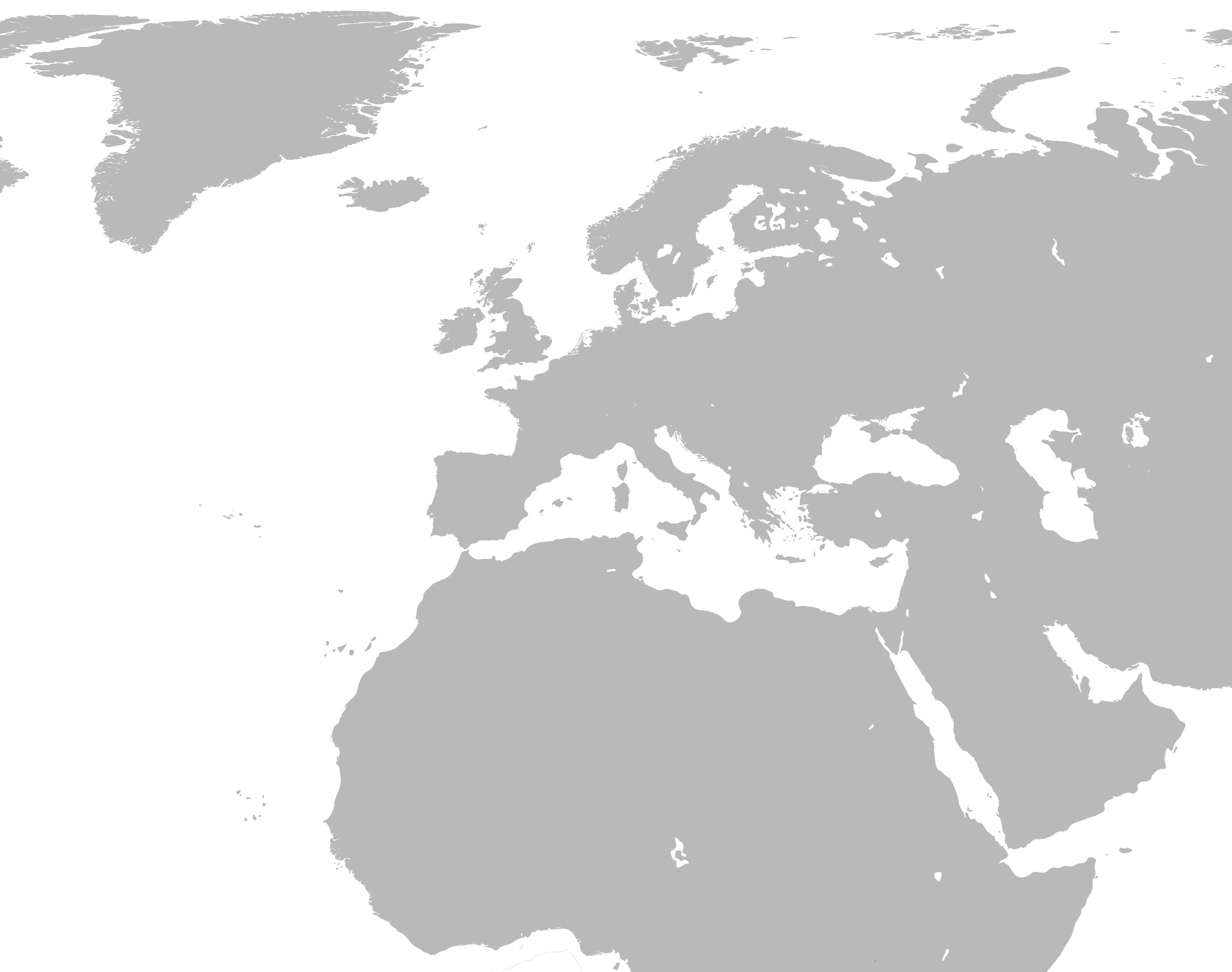 World Map Blank Without Borders. Blank map of Europe png Image  Map Game Wiki FANDOM powered