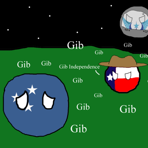 Gib Independence by Upvoteanthology