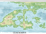 New World (Map Game)