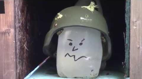 Ballistic Helmet Performance Testing (Warrior Helmet by SDS)