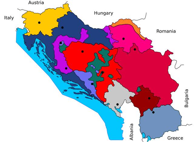 File:Yugoslavia durning war base map.png