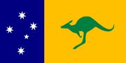 Flag of Australia AOTS