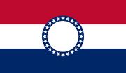 Flag of Missouri (SSS4)