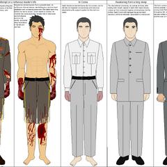What happened to Saikō Genshu following the assault in Mabuda.