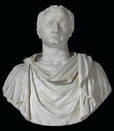 Titus Rome Bust