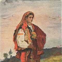 A 1890 painting of Irshava.