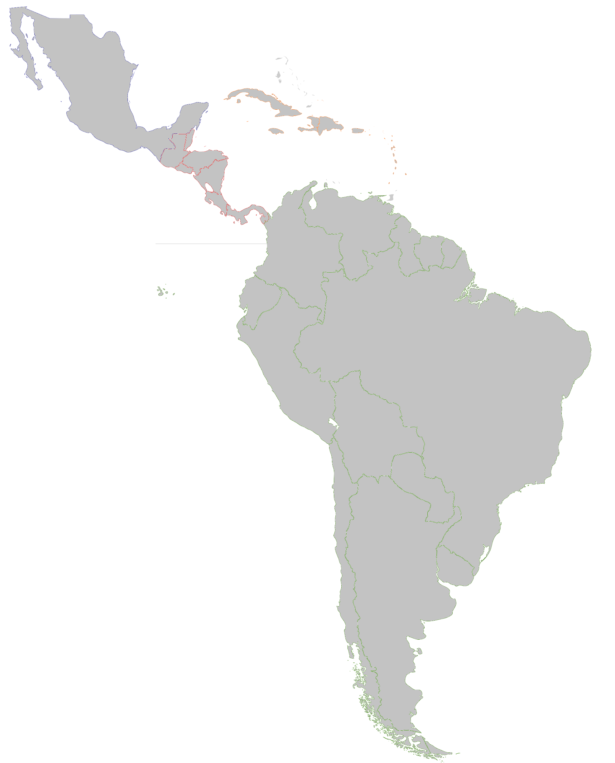 Image TVLatin America base mappng Map Game