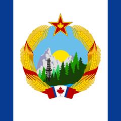 Communist Canada (Fictional)