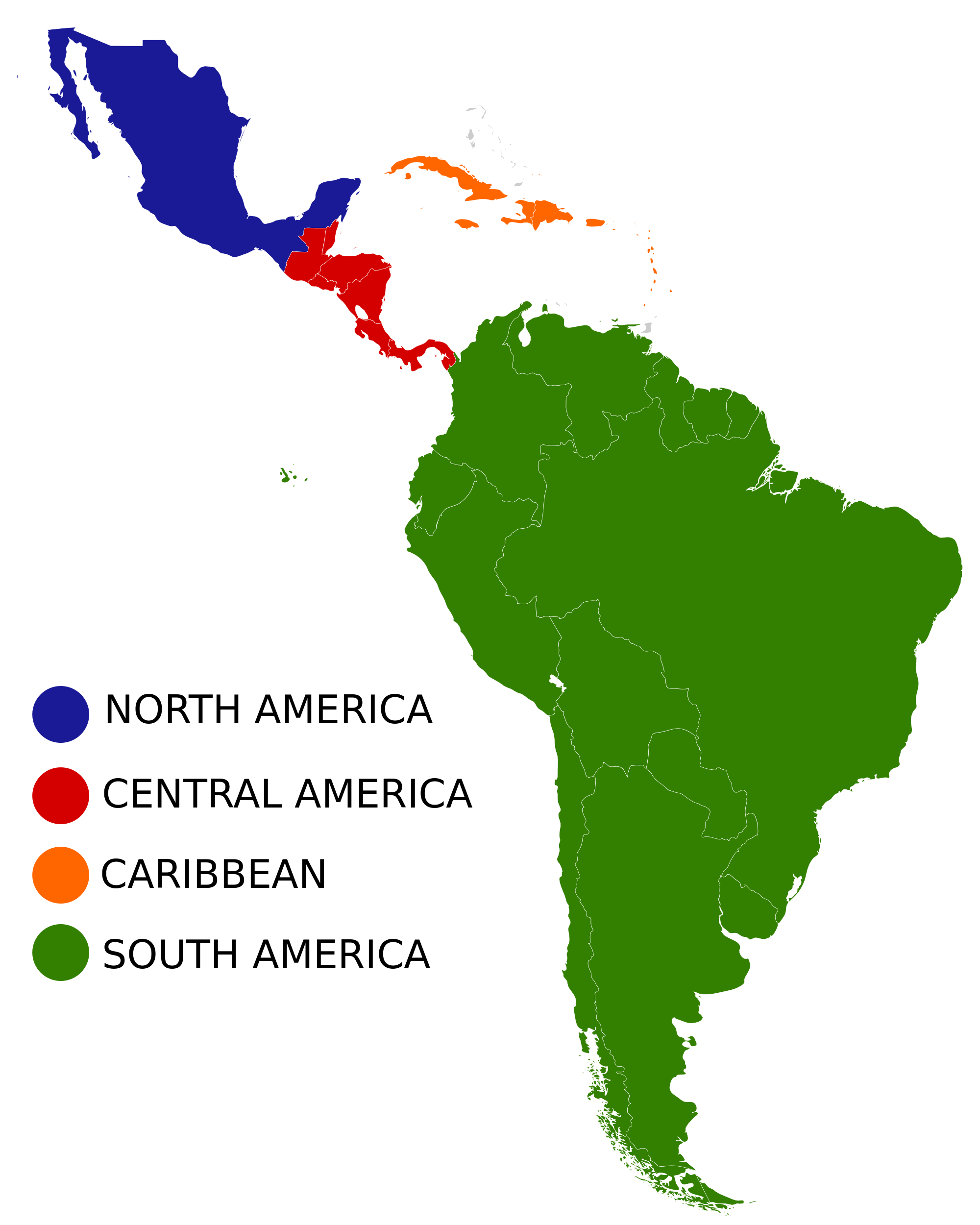 Image latin america regionsg map game wiki fandom powered latin america regionsg gumiabroncs Gallery