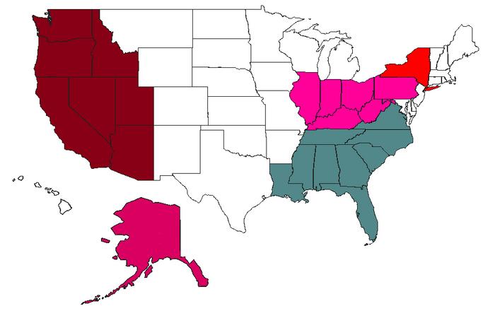 America Reborn map Vinny'n warrior