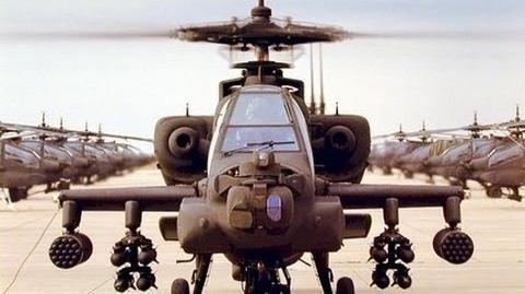 Battle Stations Apache Helicopter (War History Documentary)