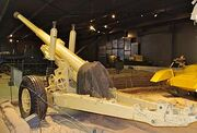 BL 4.5 inch Medium Field Gun