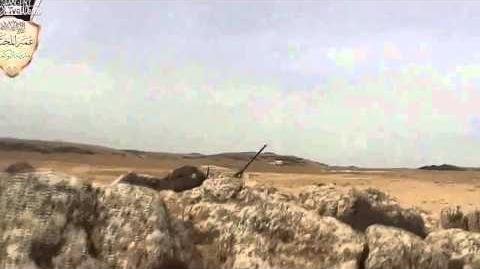 Syrian Air Force MIG-23 and SU-22 in Action
