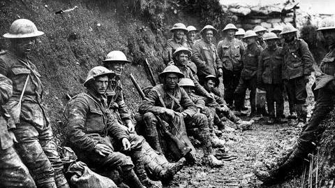 The causes and effects of WW1