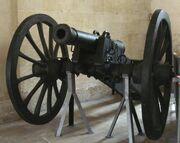 Systeme An XI cannon de 6 Douay 1813