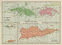 Islas Vírgenes
