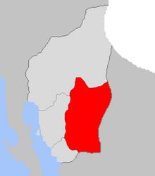 Gran Condado de Patriciopolis en el Gran Principado de Sonora (Dinastias) - 1