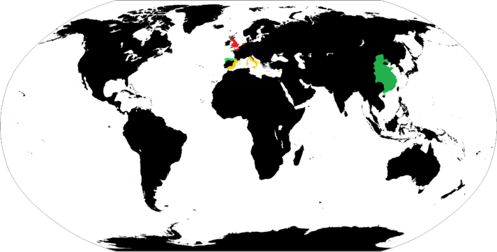 Mapa GranRinascita 1.3-0