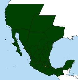 Caminos de México (Batalla Continental II) - 1833 - 1834