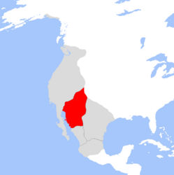 Ubicacion del Gran Principado de Sonora en Sonora (Dinastias) - 2