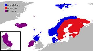 Reinos de Arendellam - 1
