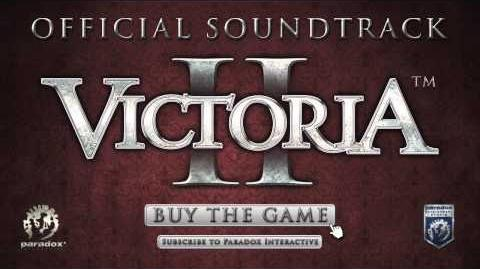 Songs Of Victoria II - Official Soundtrack
