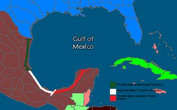 SLM Via del Golfo de Mexico