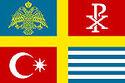 Flag-New Byzantine Empire