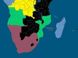 Descolonizacion del Sur de Africa