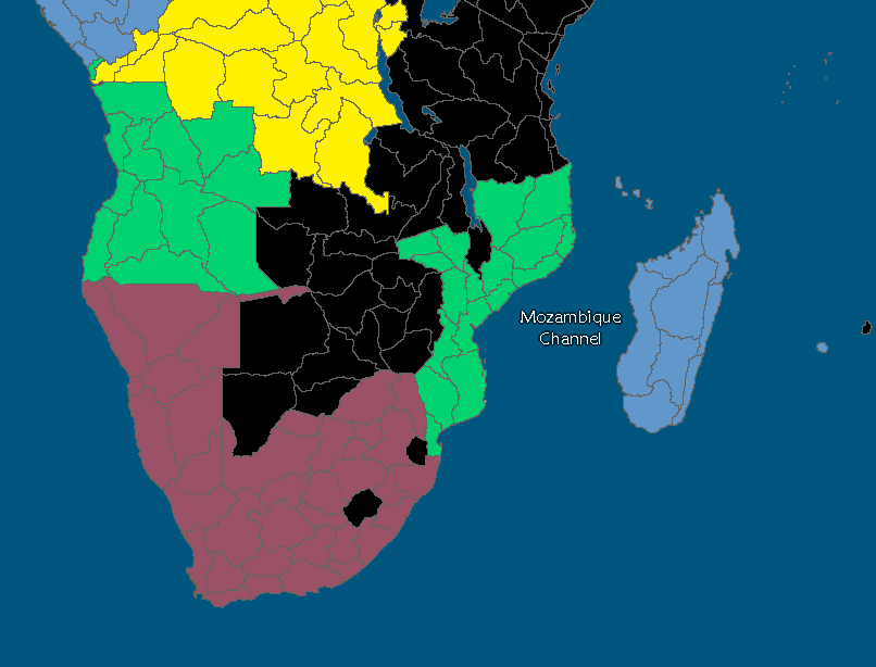 Mapa de DISA