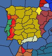 Guerra contra Portugal (Ataques -1-)
