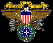 Escudo de la Unión Americana (Kaiserreich)