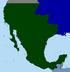 Centros agropecuarios de México (Batalla Continental - Board Game) - 1830