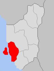 Condado de Tiburon en el Gran Condado de Pitic (Dinastias) - 1