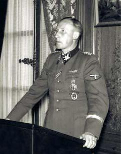 Heydrich as ruler of the Protectorate