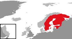Reino de Aquemar - Extension territorial (1578)