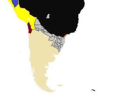 Mapa de Dornica