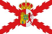 Bandera del Virreinato de la Nueva España (GN)