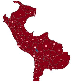 Administración territorial de el perú