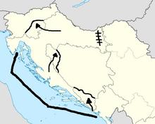 Yugoslavia Croata