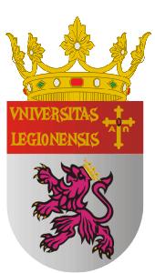 Escudo de la Real y Literaria Universidad de León (AKE)